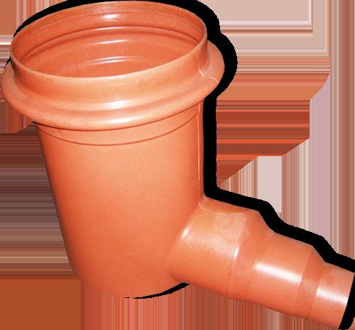 Arqueta de saneamiento de polietileno utilizado en las instalaciones de Fermar, Instalaciones y Servicios